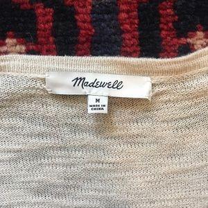Madewell Sweaters - Madewell Summer Ryder Cardigan